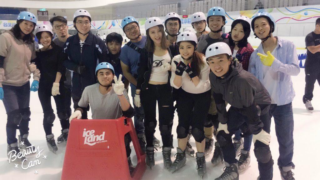 學英文 - 溜冰